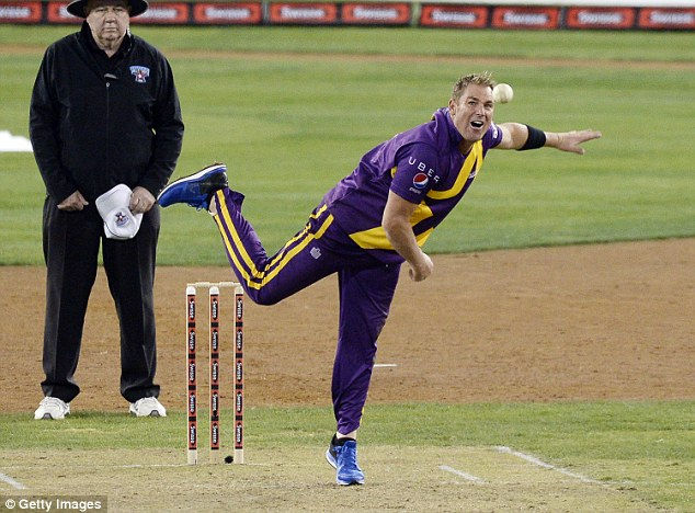 Spin King: Despite his lively personal life, Shane is still regarded as one of the best bowlers in the history of the cricket to many Australians.