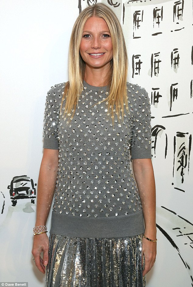 She is ready to assist: But the two may be getting some help from an old friend of Brad's. According to RadarOnline, Gwyneth Paltrow wants to assist the exes; here she is seen in June