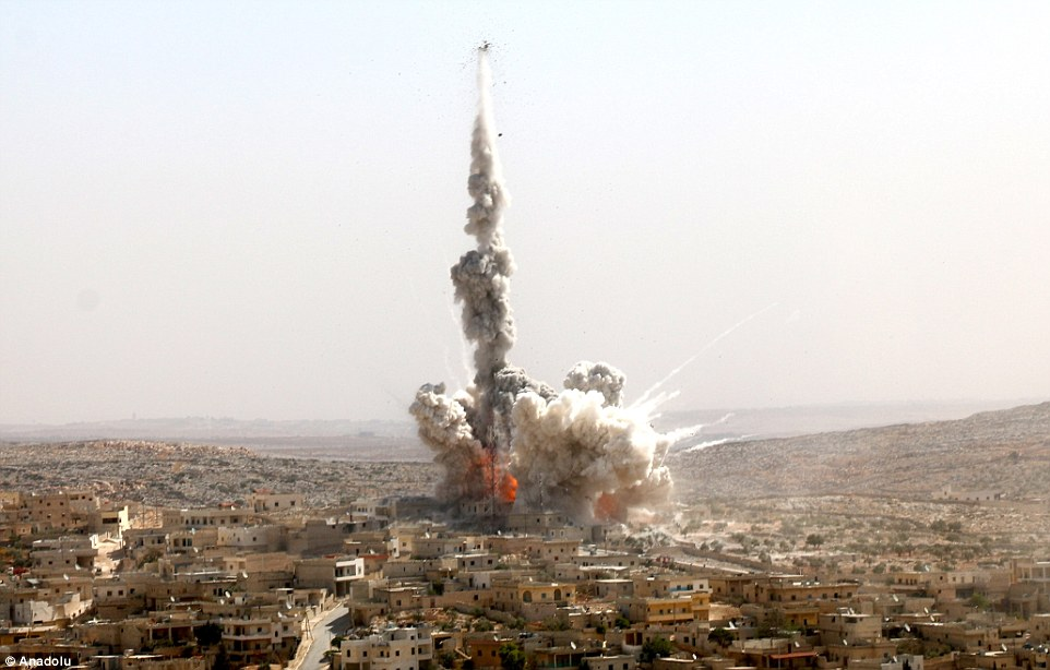 It is estimated that 450 civilians have been killed in the war-torn city since September 19, the Syrian Observatory for Human Rights has stated