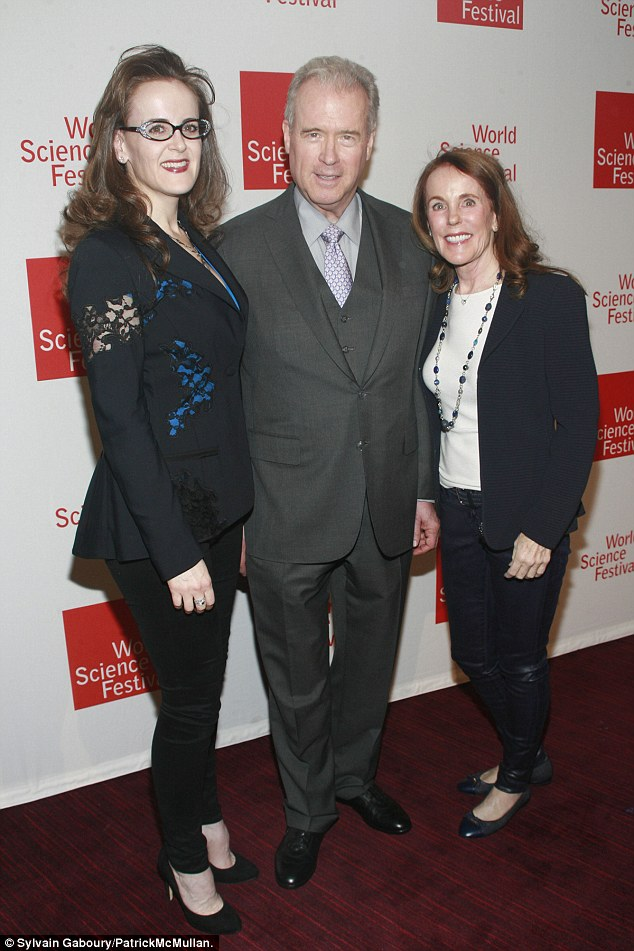 Robert and Rebekah Mercer (above, left), a father and daughter who run the largest pro-Trump super Pac, have maintained their support for the candidate in the wake of a leaked 2005 tape in which he made lewd comments about women