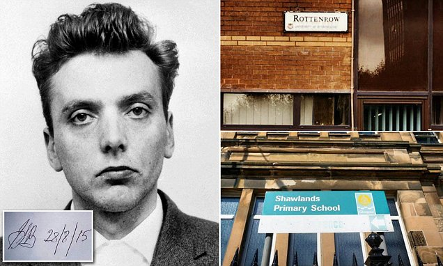 Moors murderer Ian Brady tells true-crime fanatic to visit landmarks from his childhood in