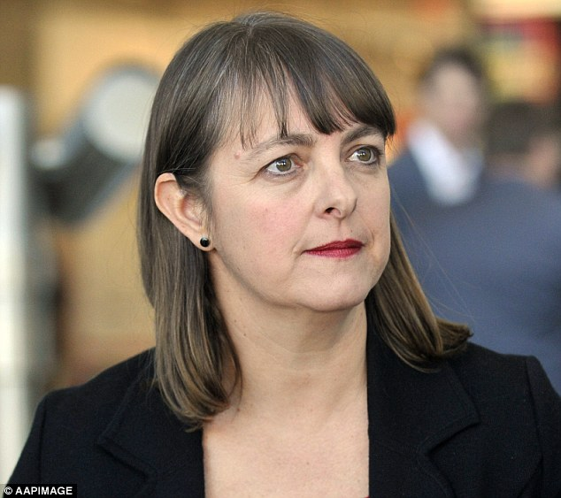 Former Gillard government minister Nicola Roxon (pictured) charged taxpayers $,6860.82 over the same six months