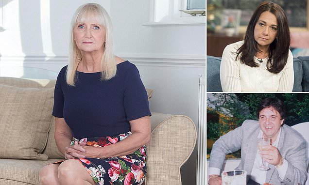 The stepmother branded 'nasty, selfish and greedy' bites back