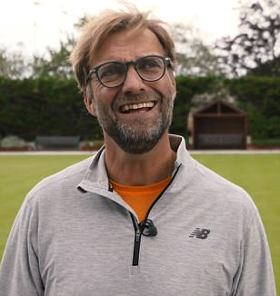Jurgen Klopp hints at Liverpool title desire but admits he cannot say it because