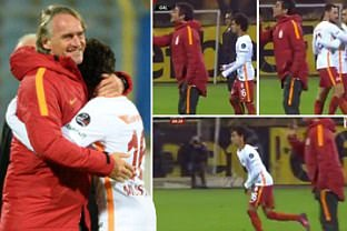 14-year-old wonderkid Mustafa Kapi handed senior debut by Galatasaray