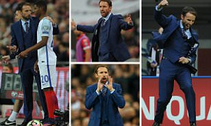 Gareth Southgate off to perfect start as interim England boss as he avoids Malta banana