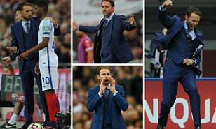 Gareth Southgate off to perfect start as interim England boss as he avoids Malta banana