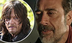 New Walking Dead trailer gives tantalising clue about who among Rick's party Negan kills
