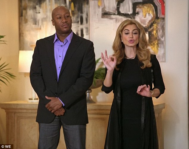 Fixers: Dr. Ish Major and Dr. Venus Nicolino then introduced themselves to the reality stars and told them that they were there to help the couples take their relationships to the next level
