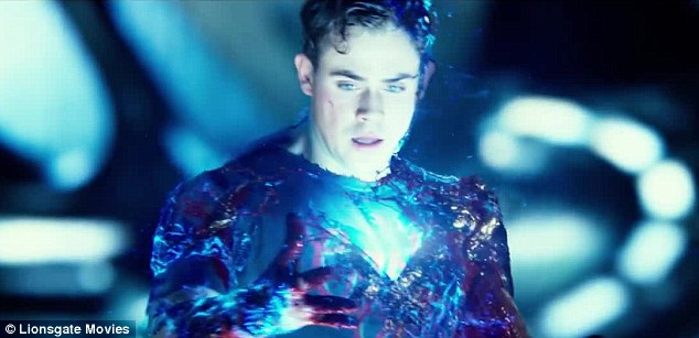 Sneak peek: On Friday, Lionsgate Movies released the first teaser trailer for the upcoming Power Rangers film, which stars Dacre Montgomery as Jason, who becomes the Red Ranger