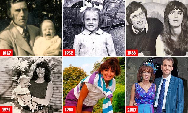 Columnist Bel Mooney opens up about each decade of her life as she turns 70