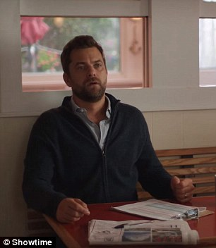 Inevitable: Next up, a reunion between Alison Bailey, played by Ruth Wilson, and Cole Lockhart, played by Joshua Jackson takes place in a dingy cafe