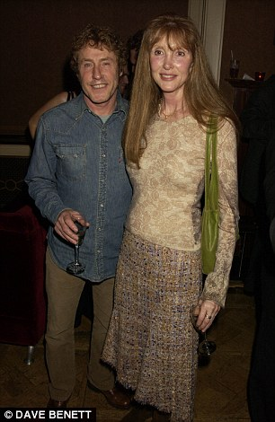 Roger Daltrey and redhead Heather Taylor have been married for 45 years