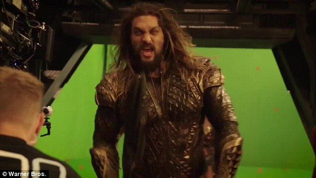 Green screens: Once the action shots with the cast are completed, the backgrounds and special effects will be filled in by a computer whizz