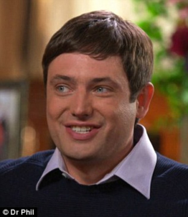 JonBenet Ramsey's brother Burke (pictured) has been criticized for smiling during an interview by Dr Phil about his sister's death