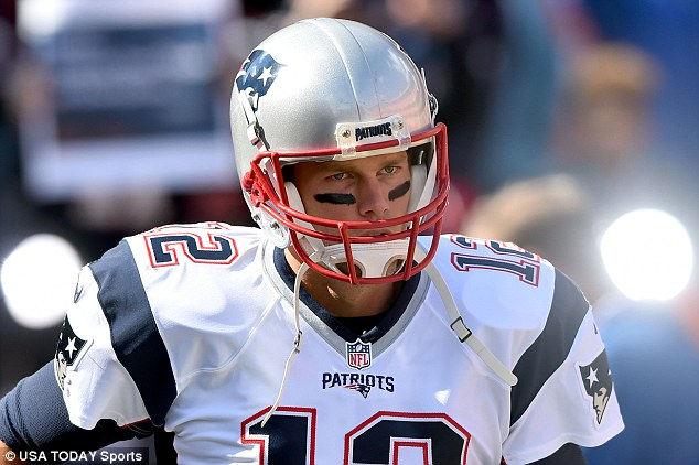 He's back! Tom Brady returned on Sunday to play the Cleveland Browns after Deflategate suspension