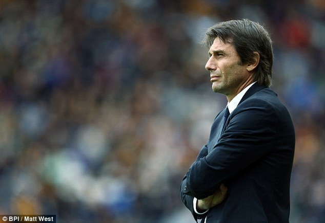 Chelsea manager Antonio Conte has set his sights on the Lazio winger