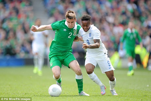 Defender's rise through the ranks at Everton has seen him win 40 caps for Republic of Ireland