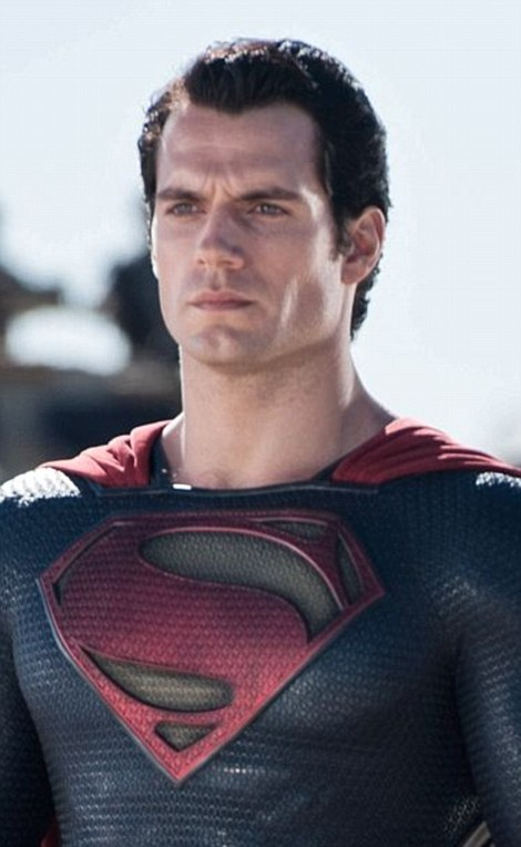 Henry Cavill in Batman V Superaman