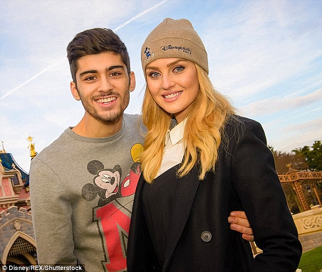Ex files: Former flame Zayn, 23, quickly moved on from the hitmaker with supermodel Gigi Hadid but later penned the single It's You about Perrie (pictured in 2014)
