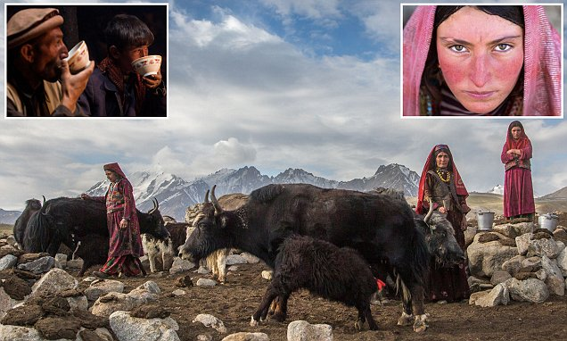Afghan tribe so remote they didn't know about the Taliban