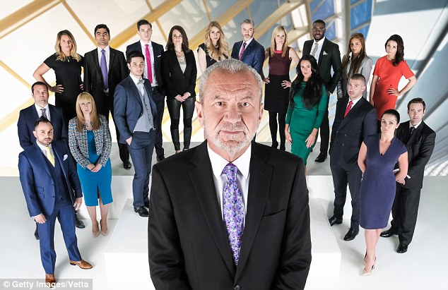 The mother-of-three will battle against 17 other contestants to take home the £250,000 investment from Lord Sugar on the Apprentice