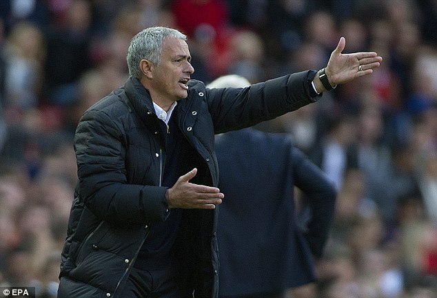 Jose Mourinho could not handle City's pressing game and he knows Liverpool will do the same