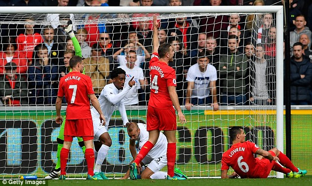 Liverpool'sdefence needs to improve after conceding 50 Premier League goals since last year
