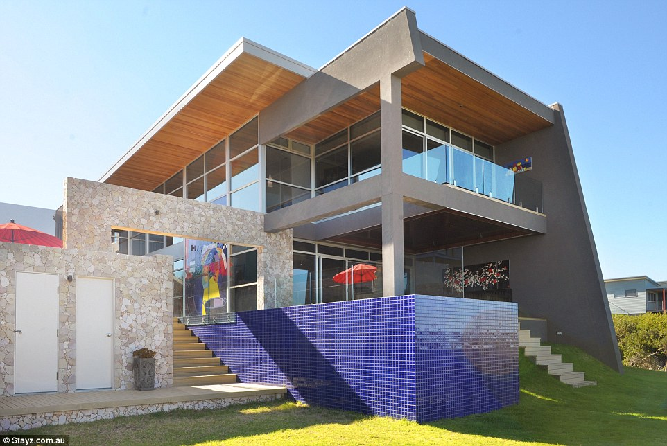 The Seahorse House in Western Australia was also a finalist in the fifth annual awards