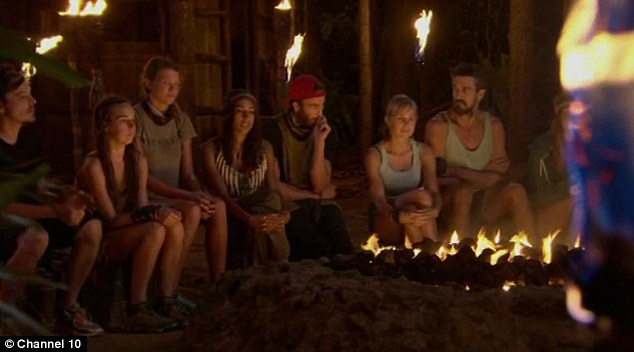 It's about to go down! The main alliance consists of Brooke, Matt, Flick and Sam  - with Lee and El thinking they are involved when they aren't