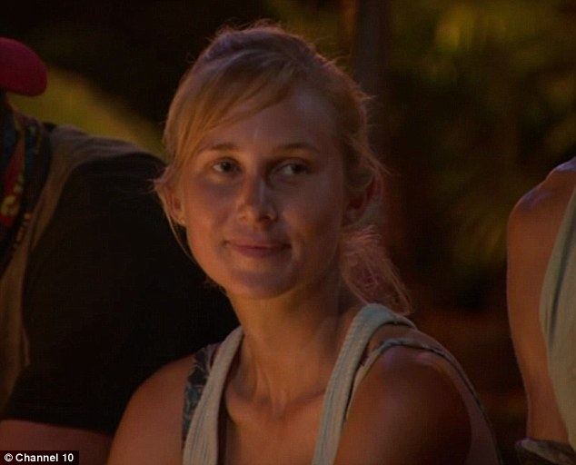 Calling it out: Jennah-Louise said there were cracks in the alliance, with Matt being at the 'bottom' and Flick also getting 'anxious'