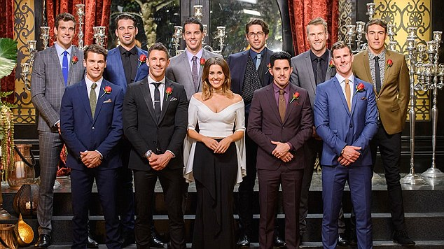 Reality star:Sam is one of the many dashing men hoping to win the heart of Georgia Love on The Bachelorette this year