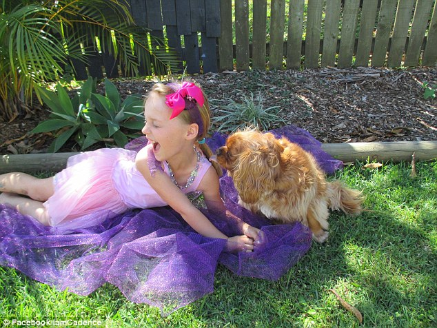 Cadence, 8, from Queensland has autism and shares her thoughts on the blog I Am Cadence