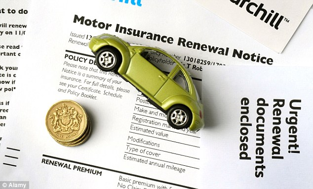 Rising costs: Haggling is one way to cut the soaring price of car insurance premiums