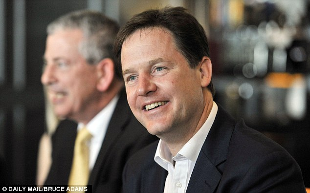 Nick Clegg declared he was uneasy about the banning of veils and believed the bar had to be set 'very high' to justify such a prohibition