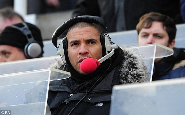 Stan Collymore left his role at talkSPORT shortly after the European Championship in France