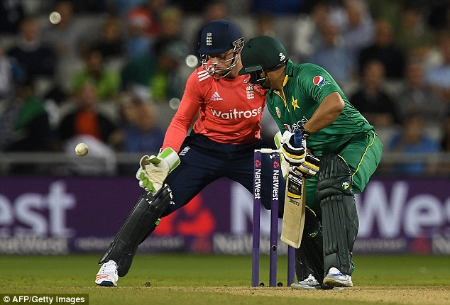 If Jos Buttler does well as captain, could Morgan's place in the team then be in doubt?