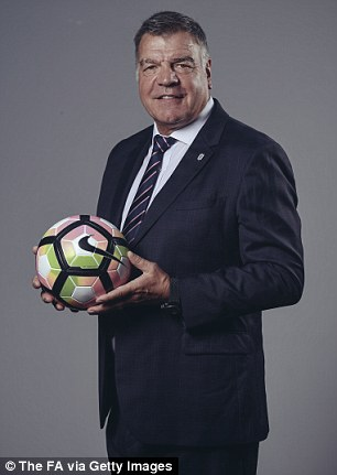 Sam Allardyce was appointed the new England manager on Friday