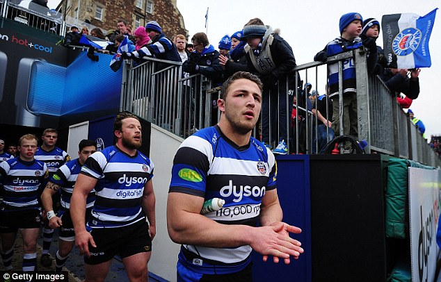 Burgess had to ask to be released from his contract at Bath and is sorry he has left a hole in the team