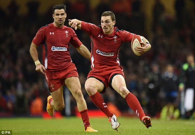 George North cannot wait to face New Zealand at the Millennium Stadium on Saturday