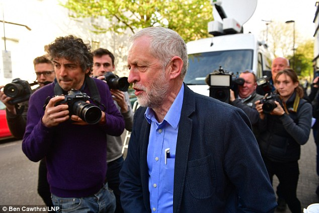 While Mr Corbyn has the backing of hundreds of thousands of party members, any coup attempt would be futile.