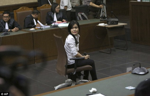 Indonesian prosecutors have called for an Australian resident Jessica Wongso to be jailed for 20 years after she was accused of murdering her friend with a cyanide-laced coffee