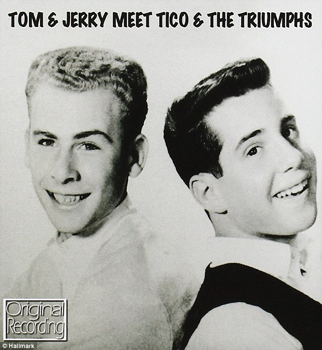 By 1956, their high school talent show performance made them famous in the neighborhood, and the two took on the personas of Tom Graph and Jerry Landis