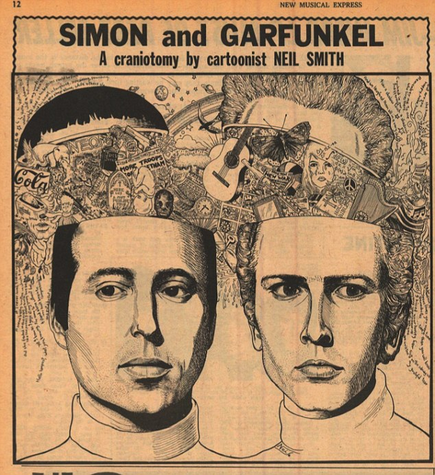 Simon was angered that he felt dependent on Garfunkel when he was the one who played guitar and wrote all the songs