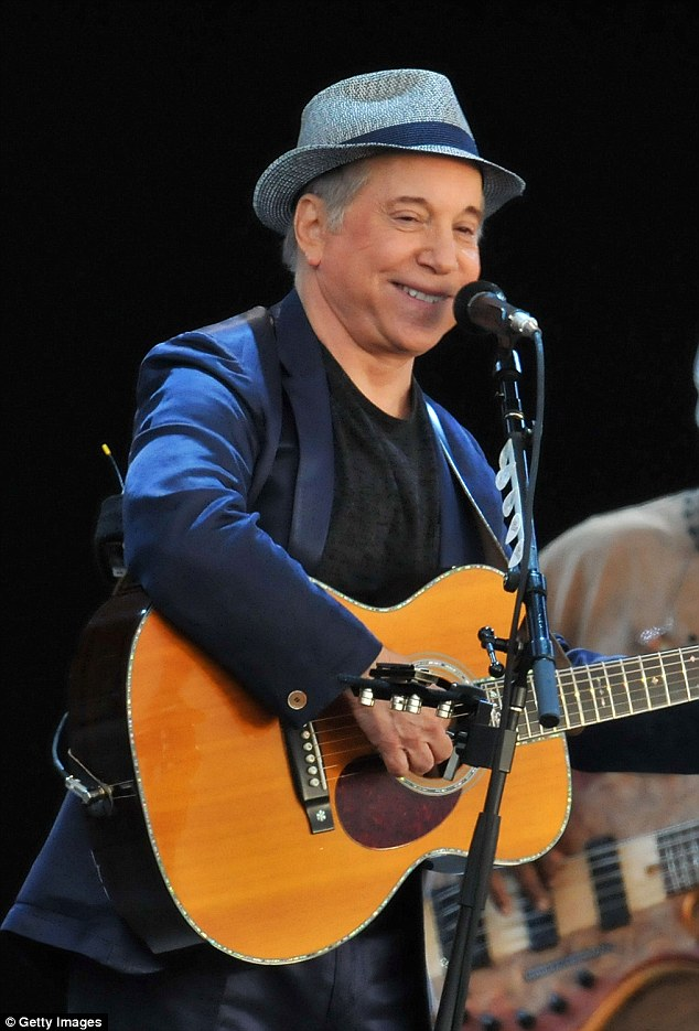 Simon told friends he didn't even like Garfunkel. Garfunkel, who turns 75 in November, attacked Simon in the media, saying he never received due credit