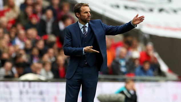 Caretaker manager Gareth Southgate, pictured, should be given the job full-time, says Trevor Brooking