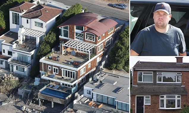Smithy's come a long way! James Corden moves into new LA home with infinity pool and chef