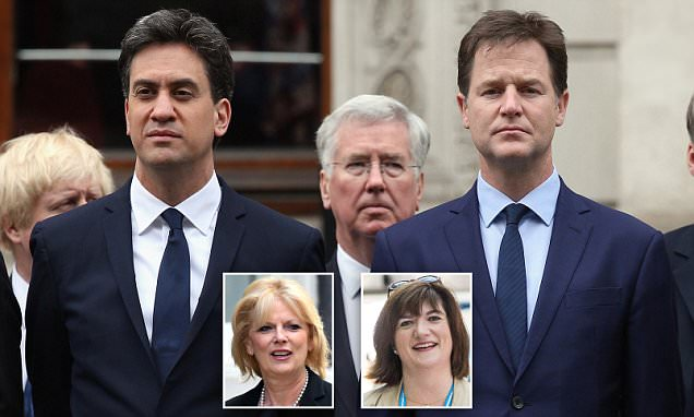 They STILL won't accept EU vote Now MPs demand to be given a veto