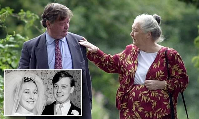 Ken Clarke talks for the first time about the death of his wife Gillian