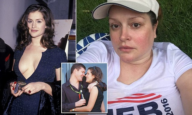 James Packer's ex Kate Fischer is unrecognisable as Melbourne 'therapist'
